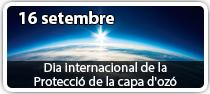 Dia internacional de la protecció de la capa d\'ozó