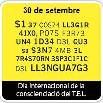 Dia Internacional de la conscienciació del TEL