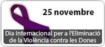 Dia en contra de la Violència de Genere