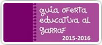 Oferta educativa Garraf