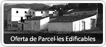 Oferta de Parcel·les Edificables Canyelles