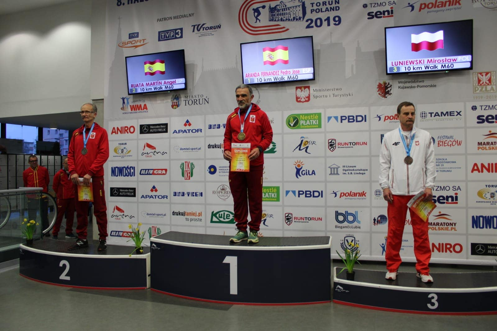 2019 04 01 pedrojosearandaatletismepodium