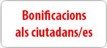Bonificacions als ciutadans/es